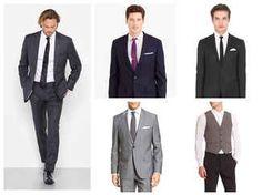 Male Wedding Guest Classic Attire | Male wedding guest attire ...