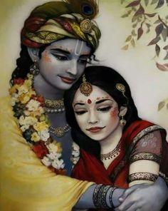 """Jai Radhe Krishna _(-""""-)_/"""