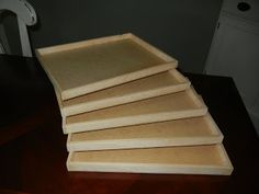 """Making Montessori Ours"": DIY Make Montessori Trays"