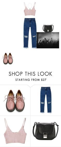 """""""🐷"""" by lucielux ❤ liked on Polyvore featuring Retrò, Monki, StyleNanda, Proenza Schouler, GetTheLook, Pink, girl and IWearPinkFor"""