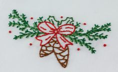 Twas the night before Christmas and all through the house...a Victorian era house that is! This 13 page hand embroidery pattern packet is filled
