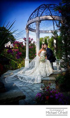 Michael ONeill Wedding Portrait Fine Art Photographer Long Island New York - Villa Lombardis Long Island Wedding Photography:
