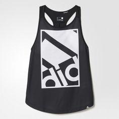 LOGO TANK Sport, Adidas Women, Athletic Tank Tops, Logos, Clothes, App, Winter, Fashion, Outfits