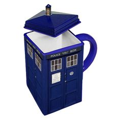 Taza Doctor Who.
