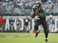 Jordan Todman, Jacksonville Jaguars