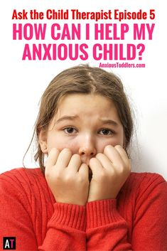 Do you walk on eggshells trying to help your anxious child? Do you ask yourself, how do I help my anxious kid? There are some simple things you can do to help your child beat anxiety. Here are a few.