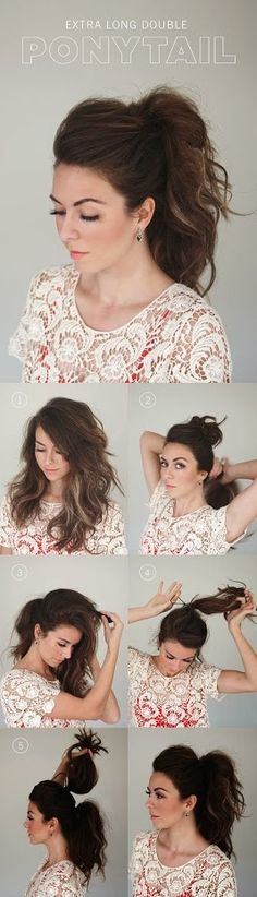 Hair Styles for long Hair...........