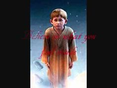 """Another of my favorite XMAS music songs I am storing on my Pinterest page. This is Josh Groban's """"Believe"""" that is on the Polar Express movie soundtrack. Powerful lyrics!"""