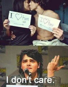 This is why I love Gerard Way.