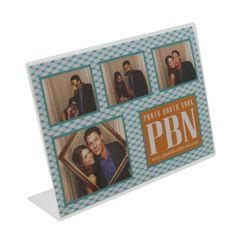 Free standing or magnetic acrylic frame for Acrylic Photo Frames, Photo Booth Frame, Wedding Frames, Nook, Wedding Favors, Cheer, Gift Ideas, Party, Image