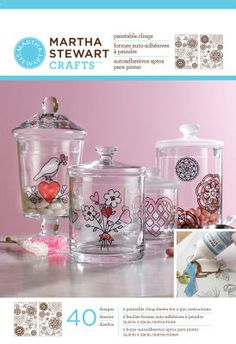 20 Easy Glass Painting Projects Diy Glass Paint