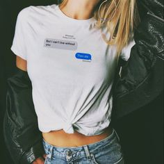 Shirts & Tees – Page 4 – Attention Frames Aesthetic T Shirts, Aesthetic Clothes, Pink Aesthetic, 90s Fashion, Fashion Outfits, Womens Fashion, Fashion Brands, Tumblr T Shirt, Cant Live Without You