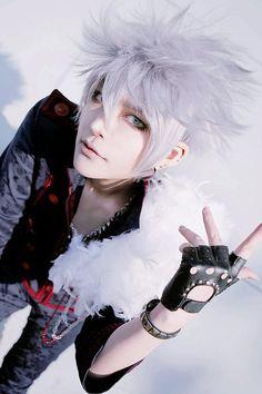 Cosplay makeup inspiration Ranmaru Kurosaki (Uta no Prince-sama)