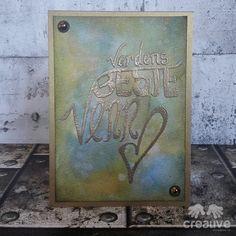 H♥BBYSYSLER: Hverdagskort med egen håndskrift