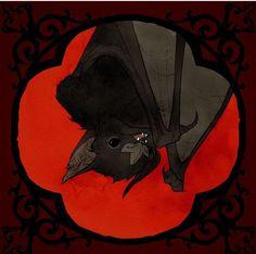 Abigail Larson vampire bat