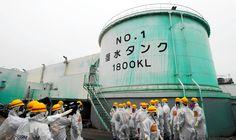 Sea Water Contamination Feared At Fukushima Plant