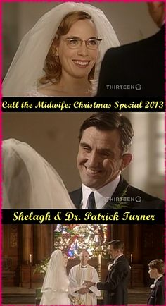 Call the Midwife: Shelagh and Patrick's wedding by Ladyhawke81.deviantart.com on @deviantART