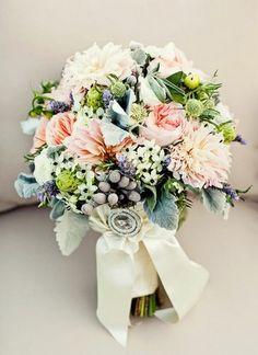 Bouquet, little less green though