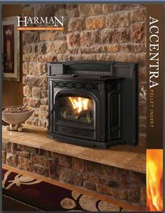 wood fireplace inserts - Google Search