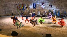 Colombian folk dance: Caderona - Agrupación Artística Danzar