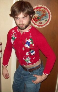 Top 10 Ugliest Christmas Sweater Ideas ... ~♥~ ... 100_4389 .. #top #best #image #images #photos #pictures #top_10 .. #Christmassweaters #uglyChristmassweaterideas #uglyChristmassweaterparties #uglyChristmassweaters ... ~♥~ SEE More :└▶ └▶ http://www.topteny.com/top-10-ugliest-christmas-sweater-ideas/