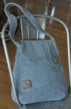 Country Courier Bag Sewing Pattern from Indygo Junction Denim Purse, Tote Purse, Purse Wallet, Bag Patterns To Sew, Sewing Patterns, Lazy Girl Designs, Denim Ideas, Denim Crafts, Recycle Jeans