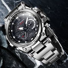 MT-G Metal Twisted Watch by G-Shock