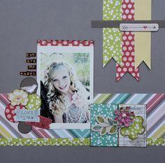 The ScrapRoom Blog: Sneak Peek #6: American Crafts Dear Lizzy 5th & Frolic (FOTM)