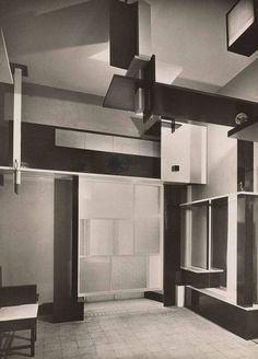 Ivo Pannaggi - Casa Zampini - 1925