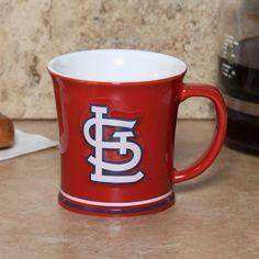 St. Louis Cardinals 15oz. Sculpted Mug
