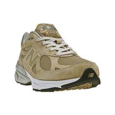 New Balance M990v3 Running Shoe (995 DKK) ❤ liked on Polyvore featuring shoes, athletic shoes, running shoes, new balance, new balance shoes, new balance athletic shoes and new balance footwear