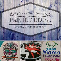 Pinterest The Worlds Catalog Of Ideas - Make your own decal for car