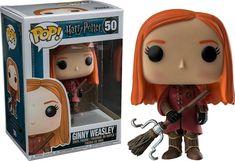 Barnes Noble Exclusive Funko pop Officiel Harry Potter Qudditch Ginny Weasley #50 Vinyle Action Figure Collection Modèle Jouet dans Action & Figurines de Jouets et loisirs sur AliExpress.com | Alibaba Group