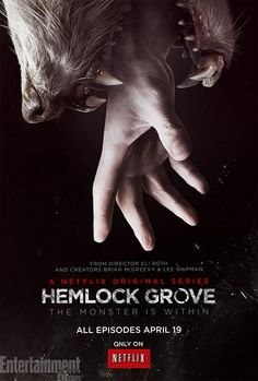 Hemlock Grove: The Complete First Series Hits Blu-ray & DVD This October