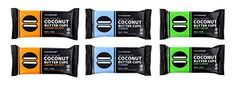 Eating Evolved - Organic Coconut Butter Cup Variety Pack, 1.5 Ounce each (6 Count)