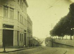 SAO PAULO LADEIRA DO CARMO E ATERRADO DO BRAZ 1914
