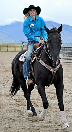 10 Best Amberley Snyder Images Horses Equine Quotes