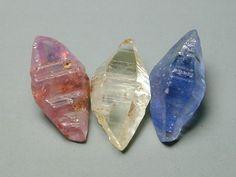 Sapphire Crystals / Sri Lanka