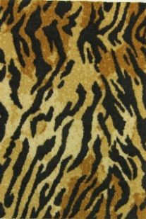 Majestic Print Dyed Nylon by us. We also named it as Americarpet Safari. They are just perfect for your cabin floor. These commercial carpets are not only use to cover floors but they also represent your personality. It is something to show your image to others. They appear in various tiger stripes. You must check for more specifications.