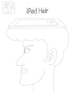 iPad Hair?