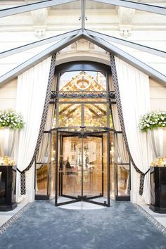 The Peninsula Hotel Paris | travel, european hotels, luxury hotels. More news at http://www.bocadolobo.com/en/news/