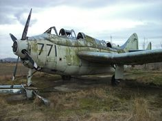 They say that cats have nine lives, but there's no mention of the number afforded to gannets. However, Fairey Gannet T.5 XG882 has surely used up most of hers by now, standing derelict on the abandoned RAF Errol airfield in Scotland.