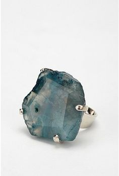 Stone Ring!  I <3 it because it is different!