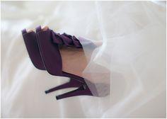 Presume tus increíbles zapatos de novia en unas lindas tomas - Foto Prevoir Photography