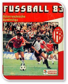Fussball Osterreichische Bundesliga 1982-1983 Austria, Basketball Court, Album, Baseball Cards, Sports, Football Soccer, Hs Sports, Sport, Card Book