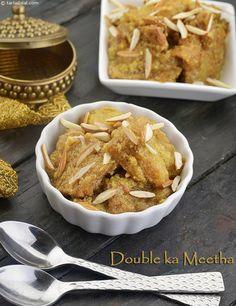 Double ka Meetha, Hyderabadi Dessert
