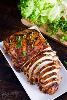 Roasted Turkey Breast - a good idea for Thanksgiving table and not only