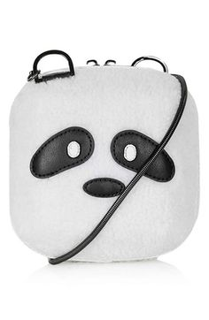 Topshop Panda Crossbody Bag available at #Nordstrom