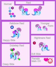 Rexi (Main Pony Oc) by Rexi88.deviantart.com on @DeviantArt