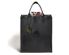 Limited Edition RITA ORA x ADIDAS heavy leather tote | Design — David J Weissberg